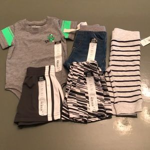 Other - NWT Boys- 5 Piece lot